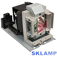 Sklamp Brand New SP-LAMP-092 SPLAMP092 Replacement Lamp with Housing for InFocus IN3134a, IN3136a, IN3138HDa