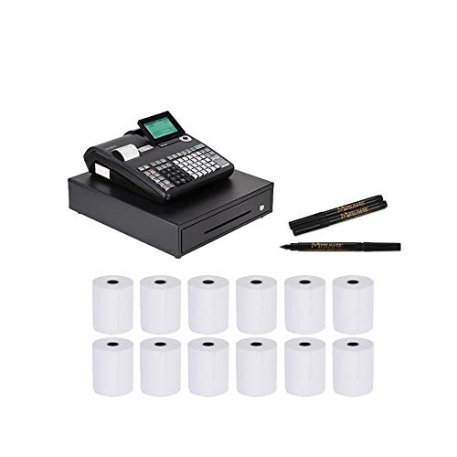 Casio SE-S900 Cash Register with Counterfeit Bill