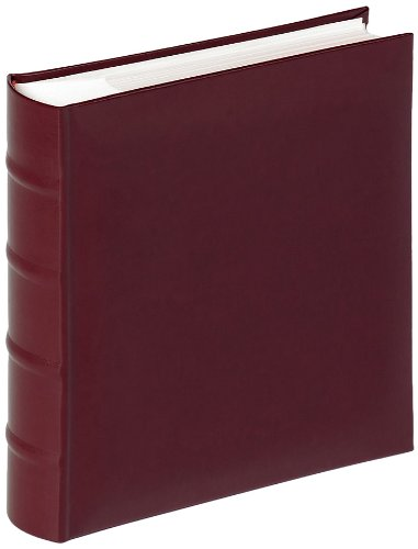 26x25 cm rot walther design FA-371-R Buchalbum Classic