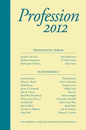 Profession 2012