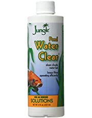 Jungle PL040-8W Pond Water Clear, 8-Ounce, 236-ml