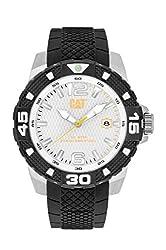 CAT WATCHES Men's PT14121232 Sport EVO Analog Display Quartz Black Watch