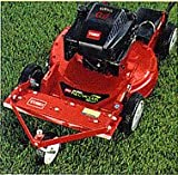 "Toro 21"" Cast Deck Walk Power Mowers Dethatcher Attachment #59131"