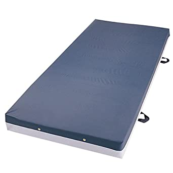 48 x 80 x 6 Medline para personas con sobrepeso colchón, - Barrera de fuego bmc-med mdt23b548806 F: Amazon.es: Amazon.es