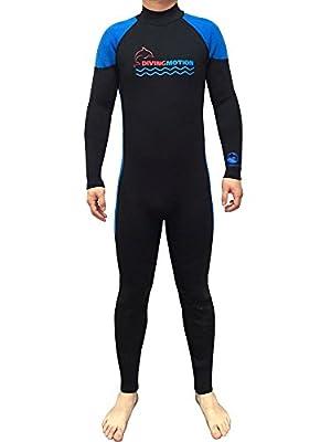 DivingMotion Men's Wetsuits Dragon 3/2mm Full Suit