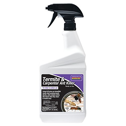 Bonide Products INC 371 Ready-to-Use Carpenter Ant Control, Quart, Brown/A ()