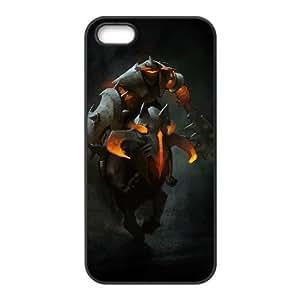 iphone5 5s Black phone case Chaos Knight Dota 2 DOT5944754