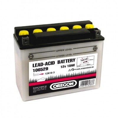 Oregon Scientific - Batería para cortacésped (12 V, 18 Ah, para modelos MTD