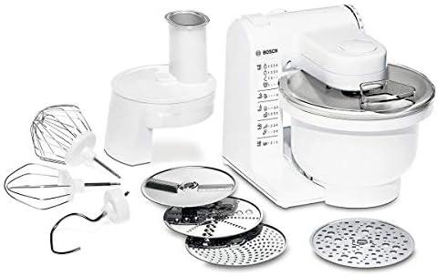 Bosch MUM4427 - Robot de cocina, 500 W, blanco: Amazon.es: Hogar