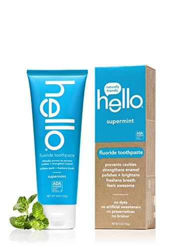 Hello - Oral Care - Toothpaste