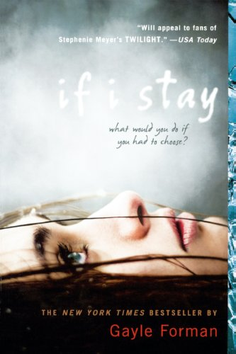 Book cover for If I Stay