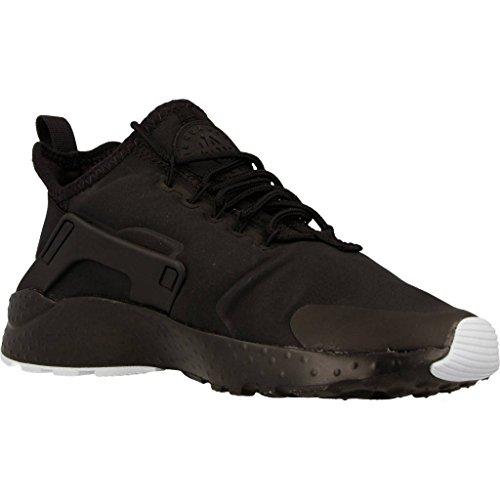 Zapatillas De Running Nike Para Mujer Huarache Run Ultra Prm Negras / Azules Tint-white