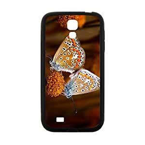 Butterfly And Flower Hight Quality Plastic Case for Samsung Note3