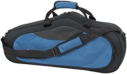 Ortola 8470 FSH - Estuche saxo alto, color negro y azul: Amazon.es: Instrumentos musicales