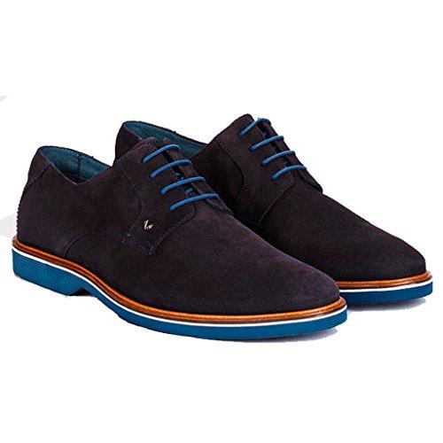 Martinelli Herren Bowie 1204-1153x Derbys Blau