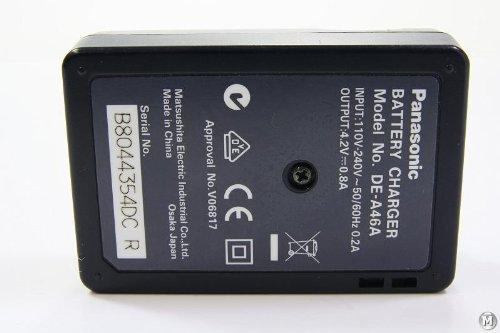 Panasonic-a46 dE chargeur secteur oRIGINAL pour s007