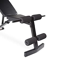 Cap Deluxe Flat/Incline/Decline Bench