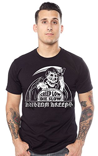Kustom-Kreeps-Creep-Low-Guys-T-Shirt
