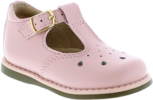 Pictures of FOOT MATES Harper (3 Infant M/W Pink) Pink 3 Infant M/W 1