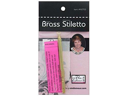 ating Diva Pam Damour Stiletto Brass (Laying Tool)