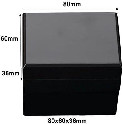 Caja de madera negra para anillo conmemorativo, caja de regalo para joyería, caja de embalaje: Amazon.es: Juguetes y juegos