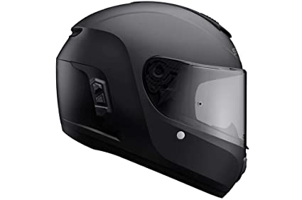 Sena Momentum INC Full Face Helmet (MEDIUM) (BLACK)