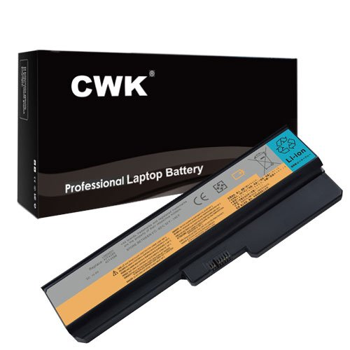 CWK New Replacement Laptop Notebook Battery for L08S6Y02 IBM Lenovo 3000 G430 4152 G430 4153 G430A G430L G430M 42T4725 42T4726 Lenovo 3000 B460 B550 G555 IdeaPad G430 V460 Z360 42T4729 Lenovo G450 3000 G530 4151 G530A G530M G450 2949 G450A G450M 51J0226 L08S6Y02 L08O6C02 ASM 42T4586 42T4728 FRU 42T4585 42T4727 L06L6Y02 L08N6Y02 L08S6D02 Lenovo 3000 G530-4446 G550-2958LFU G455A Lenovo G430 G550-2958LEU 3000 N500 4233-52U IdeaPad Z360-091232U