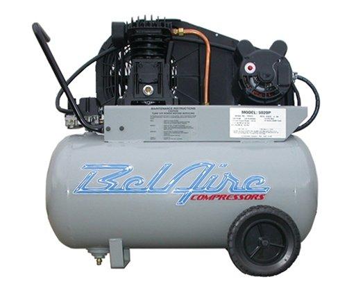 IMC (Belaire) 5020P 2 HP 20 Gallon 115 Volt Single Phase Portable Compressor