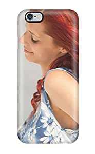 2883016K42926807 New Iphone 6 Plus Case Cover Casing(ariel With Floral Top)