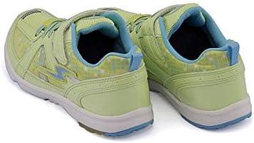 バネのチカラ 女の子 キッズ 子供靴 運動靴 通学靴 ランニングシューズ スニーカー ビタミンガール ゴム紐 ストラップ クッション性 耐久性 EE カジュアル デイリー スポーツ スクール 学校 SS J807
