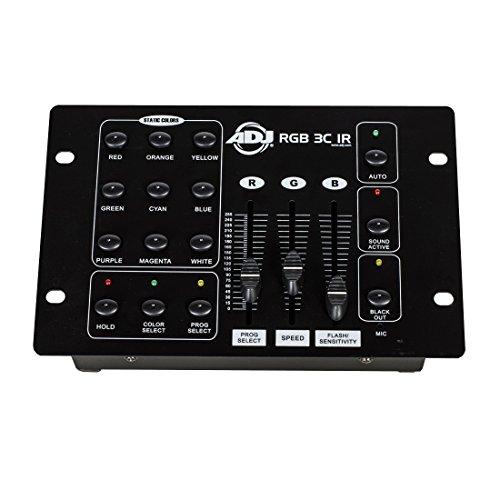 (ADJ Products Stage Lighting Controller (RGB3C IR))