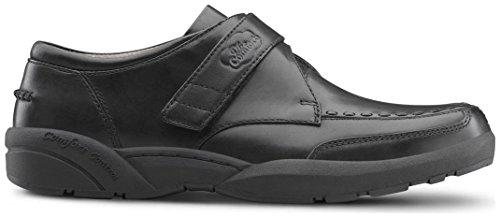 Dr. Comfort Frank Men's Therapeutic Diabetic Extra Depth Dress Shoe: Black 7 Wide (E/2E) Velcro by Dr. Comfort (Image #5)'