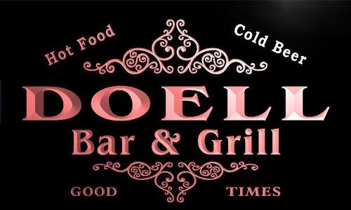 u11815-r DOELL Family Name Gift Bar