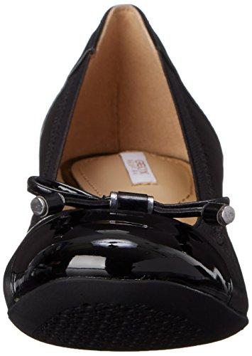 Femme blackc9999 A Carey Noir Escarpins Geox wqCfRp8