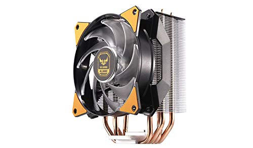 Cooler Master MA410P TUF Gaming Alliance Edition RGB CPU Air Cooler, Military Camouflage Design, 4 CDC 2.0 Heatpipes, 120mm RGB MasterFan by Cooler Master (Image #2)