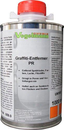 1 l Graffiti-Entferner Lackabbeizer Vogelmann Chemie GmbH