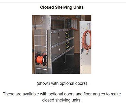 Ranger Design Lockable Aluminum Door (32 7/8''w x 12 1/16''h),7733 by American Truck Equipment (Image #4)