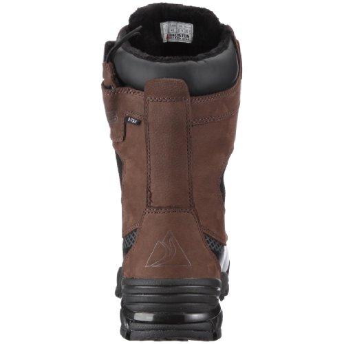 Dachstein Canada LS Tex 31972-1000/9220 - Botas de nieve de cuero para hombre Marrón
