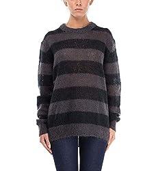 Blk Dnm Women S Bfmk07black Black Wool Sweater