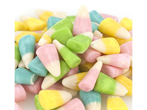 Bunny Corn 2 pounds pastel Easter Candy corn pastel candy -