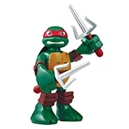 "Teenage Mutant Ninja Turtles Pre-Cool Half Shell Heroes 6"" Raphael Powersound Talking Turtles Figure"