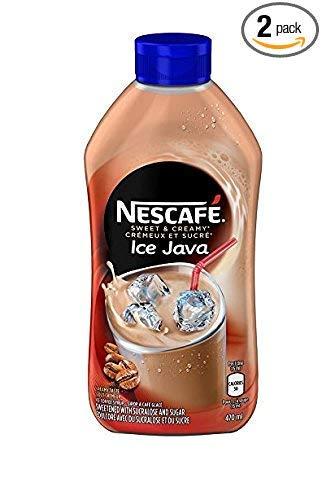 nescafe ice coffee - 1