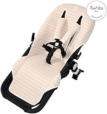 Fundas BCN ® - F125/4003 - Colchoneta para silla de paseo Bugaboo ...