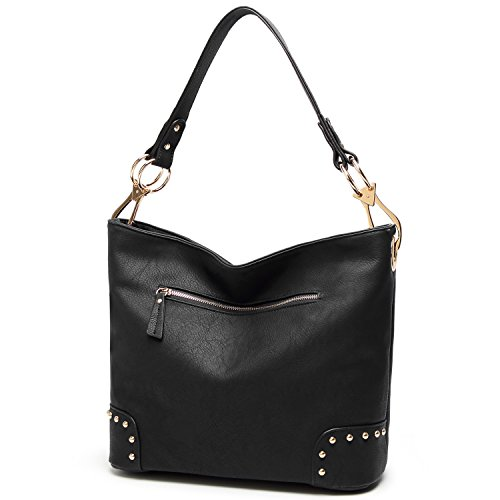 And 2 Shoulder Bags For Black Handbags Women Tote Satchel Tcife Purses YBwvqEwg