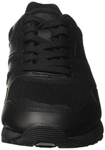 Diadora Men's N902 mm Gymnastics Shoes, Black Black (Nero)