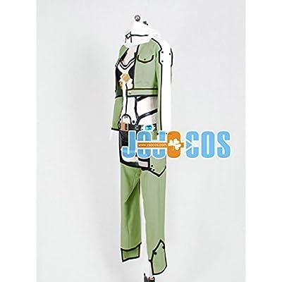 Sword Art Online II Shino Asada Sinon Outfit Cosplay Costume: Clothing