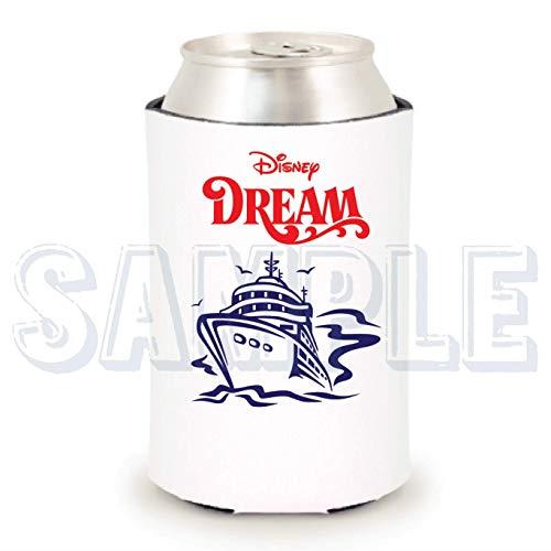 Adult Fish Extender Gift | Disney Cruise Beverage Holder | Disney Dream | Disney Fantasy | Disney Magic | Disney Wonder | Disney Can Holder | Can Cooler (Bottle Koozie Woman Wonder)