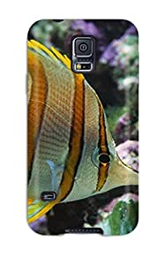 AERO Jose Aquino's Shop Snap On Case Cover Skin For Galaxy S5(fish) 7062713K12785741