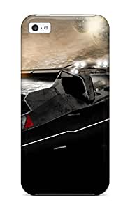 Fashionable Style Case Cover Skin For Iphone 5c- Mass Effect N7 Car