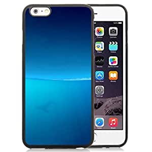 Unique and Attractive TPU Cell Phone Case Design with Endless Blue iPhone 6 plus 4.7 inch Wallpaper